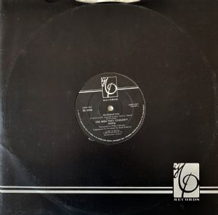 "Men They Couldn't Hang (The) ‎- Ironmasters (12"") (VG/VG-)"